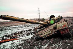 В Донбассе пришло время разворачивать и зачехлять танки