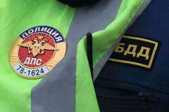 ДТП произошло в Михневском проезде