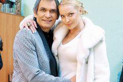 Бари Алибасов и Анастасия Волочкова