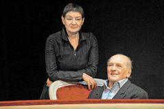 Павел Дуров с дочерью Екатериной