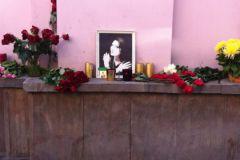 На похороны Джуны не приехал даже бывший муж