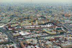 Число иностранных туристов в Москве выросло до 5,7 млн в 2014 году