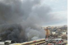 Пожару присвоили четвертую степень сложности из пяти возможных