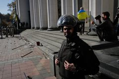 В феврале аналогичная ситуация произошла в Харьковском областном УВД