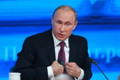 Владимир Путин считает, что та или иная сексуальная жизнь — это дело выбора каждого человека