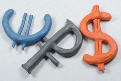 Открытие торгов на ММВБ ознаменовалось ростом национальной валюты
