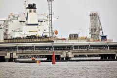 Нефтегазовый порт Приморска