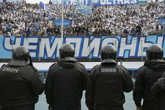 «Зенит» завоевал титул чемпиона России