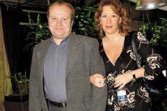 Борис Каморзин с женой Светланой