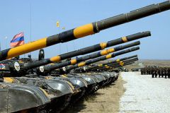 Обстановка в зоне карабахского конфликта вновь становится напряжённой