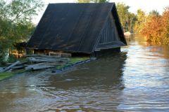 2 октября город Корсаков, который находится на юге Сахалина, затопило нагонной волной с моря