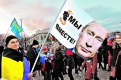 С нового года изобилие в Крыму прервалось