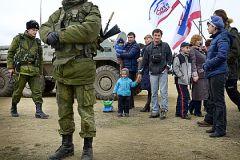 Ситуация в Крыму