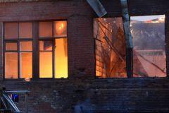 Возгорание возникло в жилом доме, который расположен в Западном административном округе Москвы