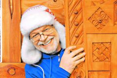 Вадим Лавров – Дед Мороз с 40-летним стажем
