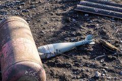 Огонь вёлся из гранатомётов и миномётов