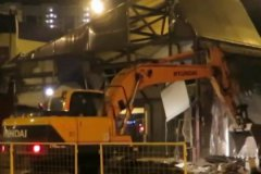 Очередная волна сноса «самостроев» в Москве накрыла ковшом бульдозера сразу 107 объектов