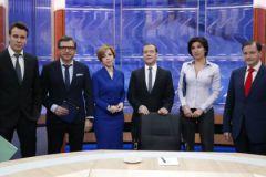 Общение с тележурналистами в прямом эфире 10 декабря 2014 года – последний подобный формат в премьерской жизни Дмитрия Медведева