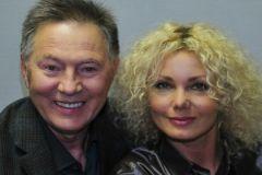 Евгений Меньшов с женой Ольгой Грозной