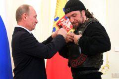 Для получения «Ордена Почета», кажется, достаточно просто очень горячо поддерживать политику Путина