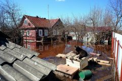 Подтопления можно ожидать в частном секторе в районе Затона и Лесоперевалки в левобережной части Новосибирска