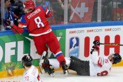 Александр Овечкин в сборной России на ЧМ-2016 по хоккею