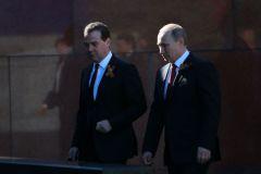 Зачем Владимиру Путину непосредственно подчиненная Национальная гвардия?