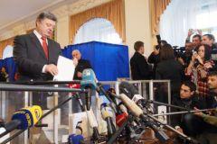 Победитель выборов в Раду 26 октября – действующий президент Украины Петр Порошенко