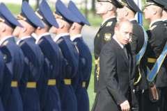 Путин скрытно наградил военных за Сирию