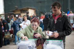 Референдум на юго-востоке Украины