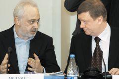 Леонид Меламед и Анатолий Чубайс