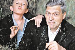 Александр Невзоров с сыном – Александром Невзоровым-младшим