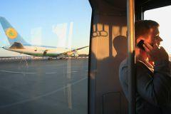 Исследования показали, что смартфоны можно использовать во время взлета и посадки самолета