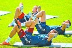 Футболисты сборной России по футболу