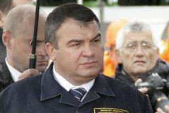 Анатолий Сердюков был министром обороны с 2007 по 2012 гг.