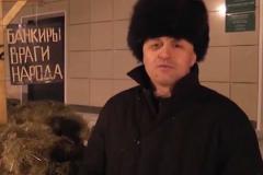 Фермер Александр Башкаев из Куйбышева Новосибирской области
