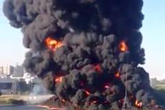 Пожар в районе Марьино произошёл в среду, 12 августа