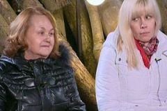 Ольга Васильевна и Светлана Михайловна на «Доме-2»