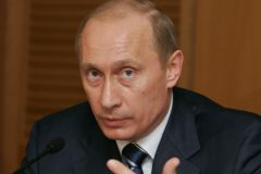 Участники опроса надеются на стратегический гений Путина