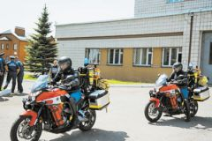 Некоторые казанские пожарные теперь похожи на суперменов