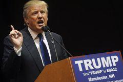 Дональд Трамп признался в своей любви к России