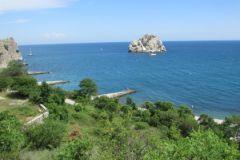 Пляж «Гуровские камни»