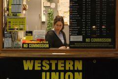 Пункт отправки переводов Western Union