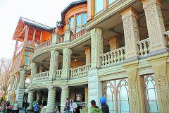 Резиденция Виктора Януковича на Украине
