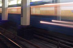 """Поезда ходят с увеличенным интервалом на участке от """"Серпуховской"""" до """"Савёловской"""""""