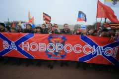 Сейчас Путину надо сделать вид, что он на Новороссию плевать хотел
