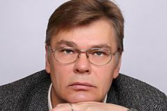 Евгений Саяпин, психолог