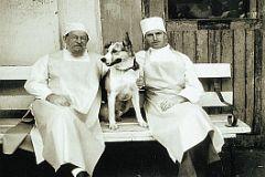 Борис Плотников (Борменталь) и Евгений Евстигнеев