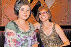 Ольга Зарубина и дочь Кира