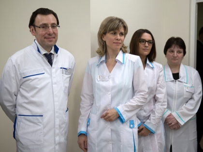 Галдава Давид Энрикоевич с коллегами